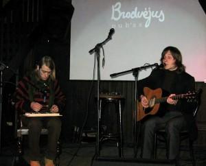 """2010 koncertų ciklas """"Stilingi atradimai"""" klube Brodvejus Vilniuje"""