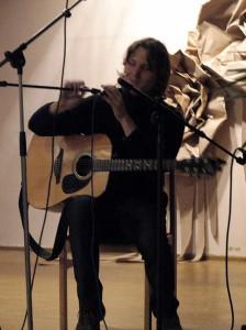 2010 poezijos vakaras Kuršėnų Lauryno Ivinskio gimnazijoje